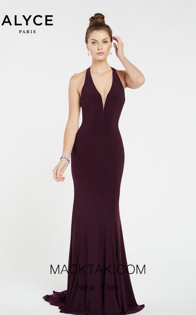 Alyce Paris 1372 Front Dress