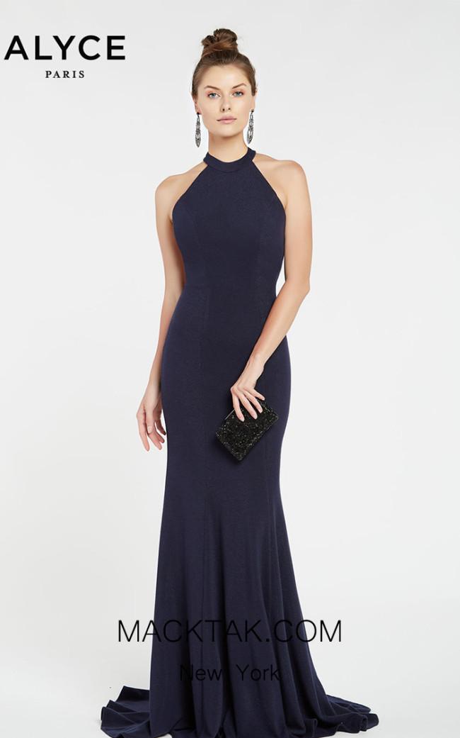 Alyce Paris 1374 Front Dress