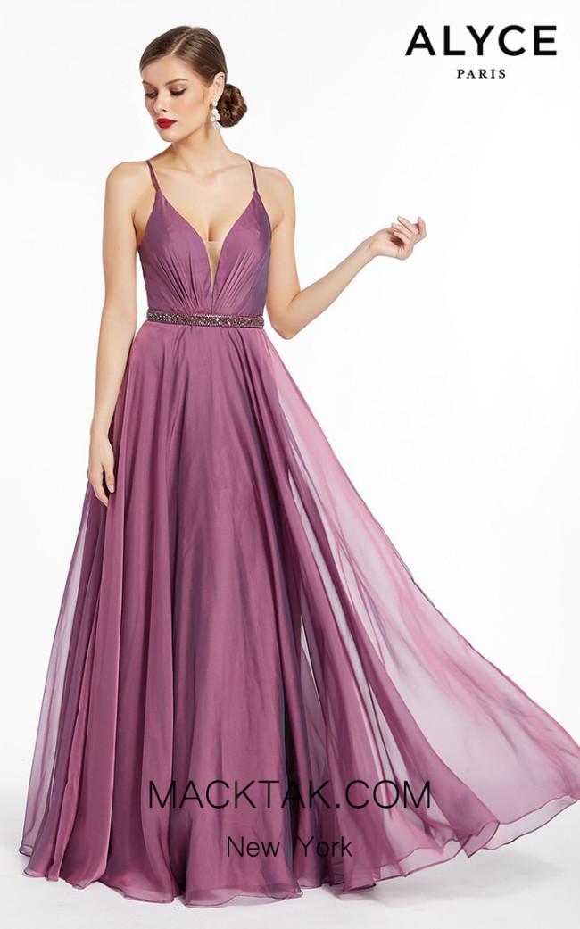 Alyce Paris 1383 Front Dress