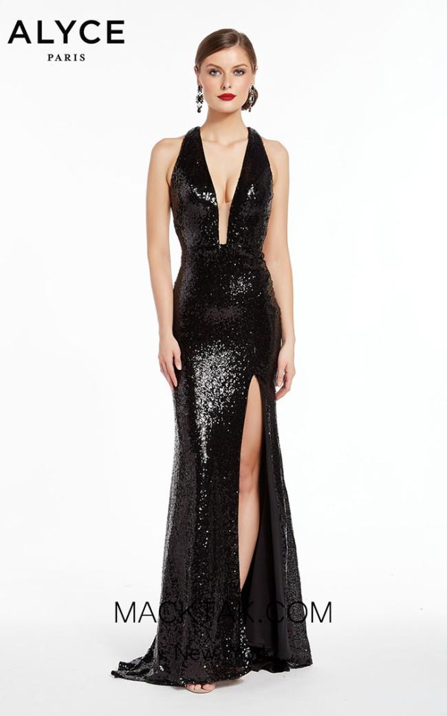 Alyce Paris 1386 Front Dress
