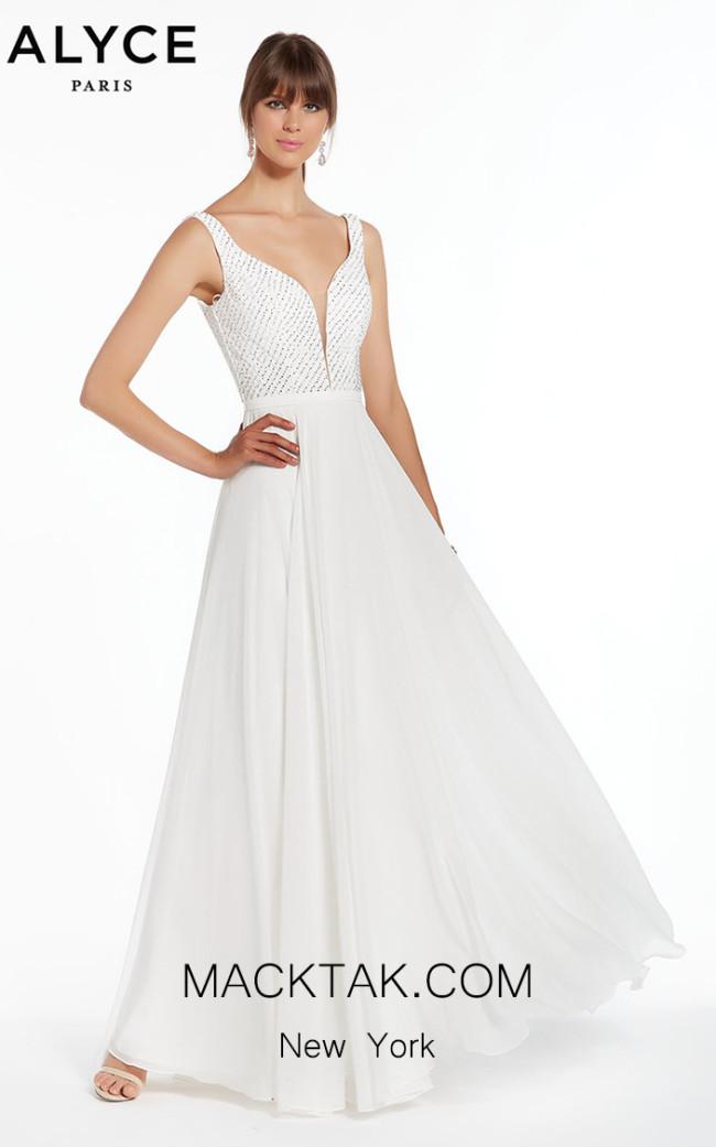 Alyce Paris 1389 Front Dress