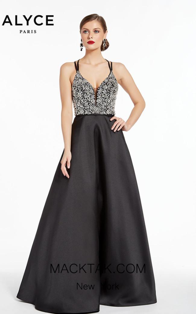 Alyce Paris 1406 Front Dress
