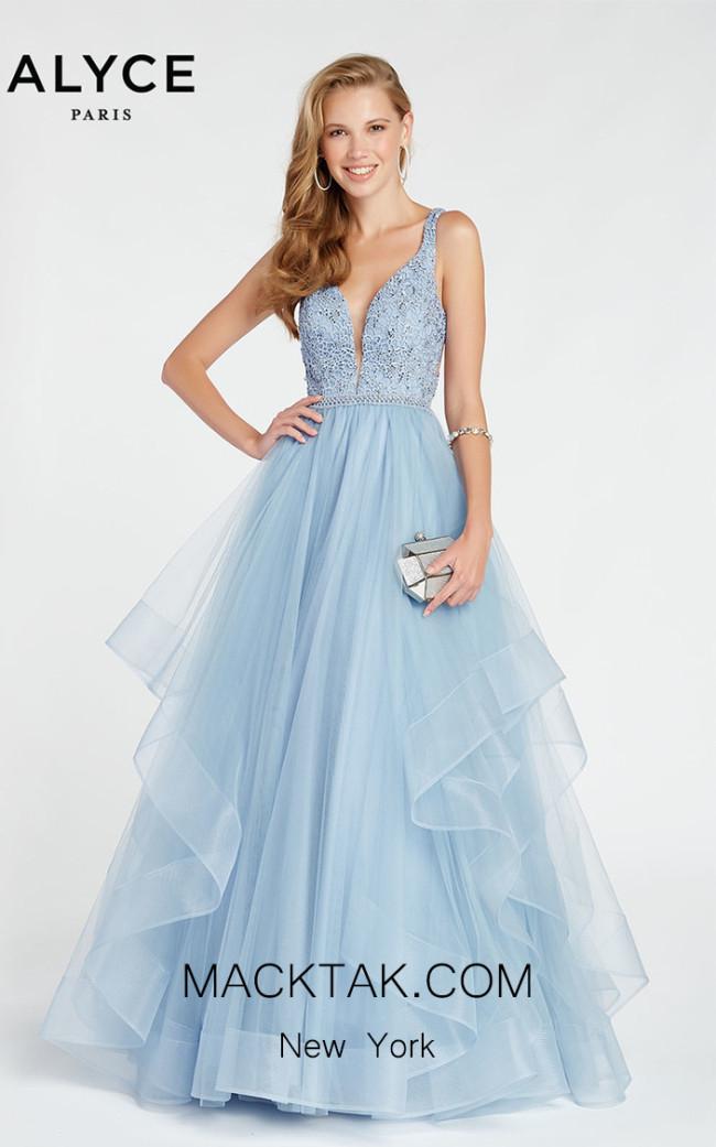 Alyce Paris 1413 Front Dress