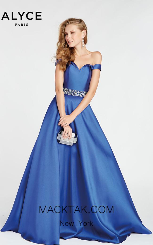 Alyce Paris 1419 Front Dress