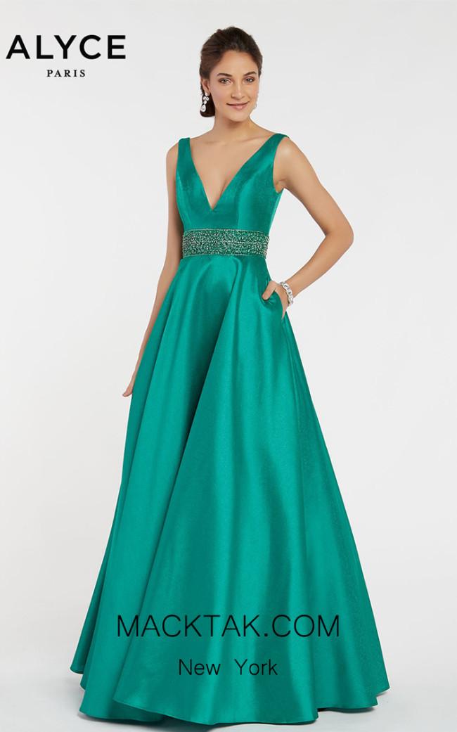 Alyce Paris 1420 Front Dress