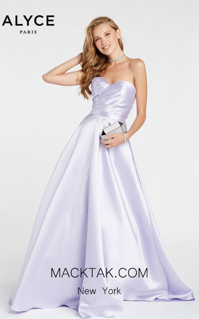 Alyce Paris 1425 Front Dress