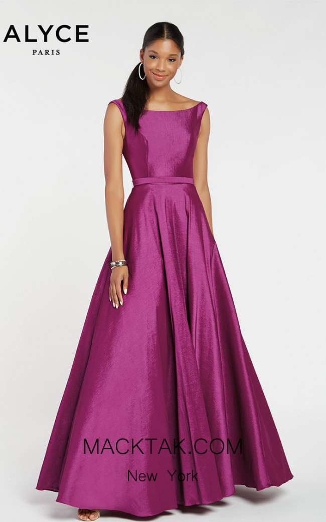 Alyce Paris 1428 Front Dress