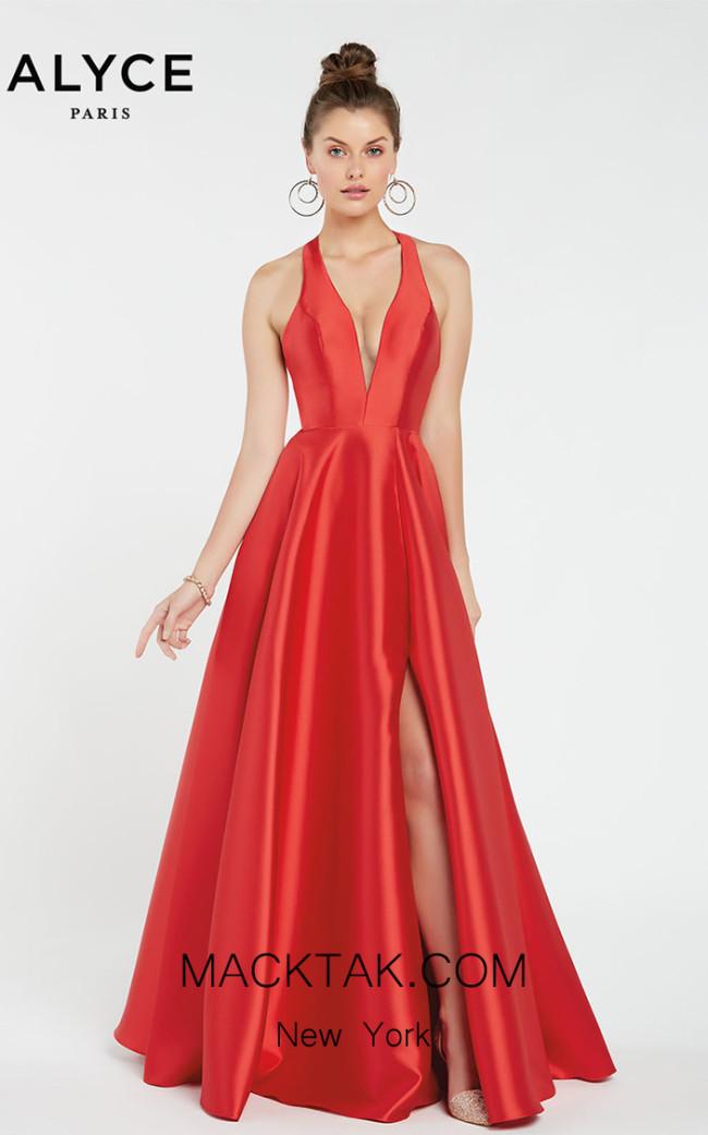 Alyce Paris 1430 Front Dress