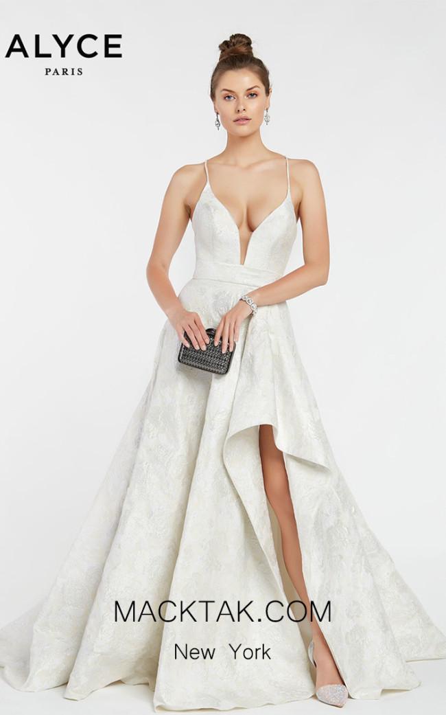 Alyce Paris 1437 Front Dress