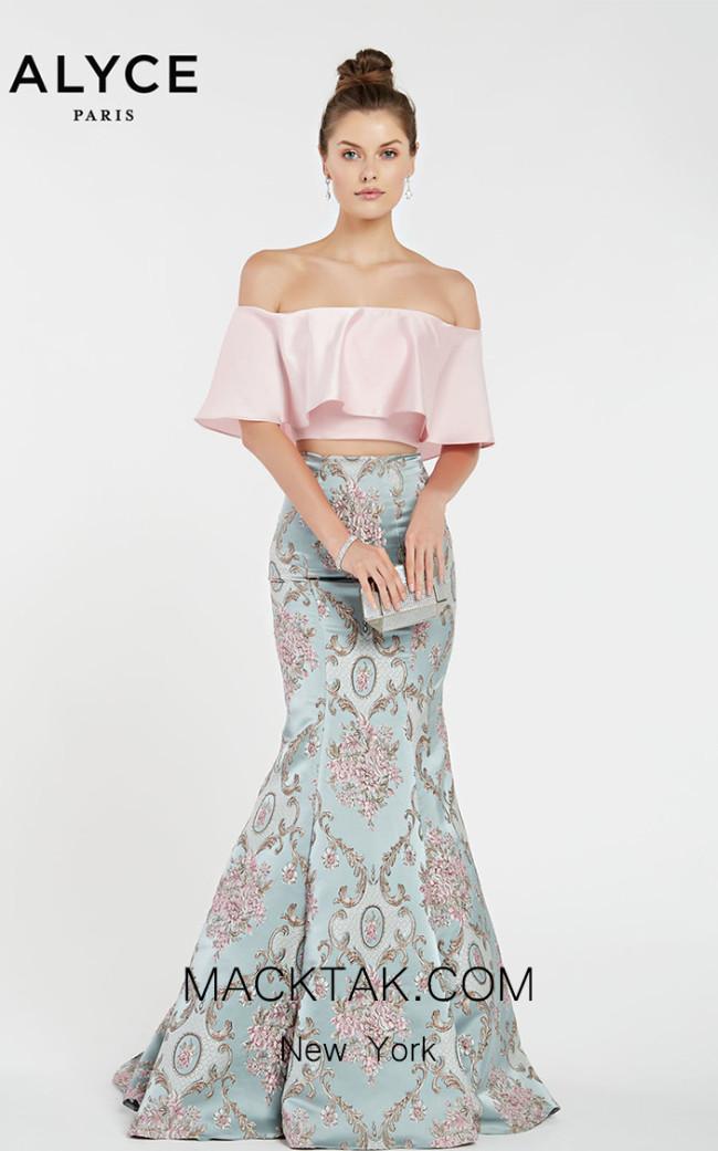 Alyce Paris 1439 Front Dress