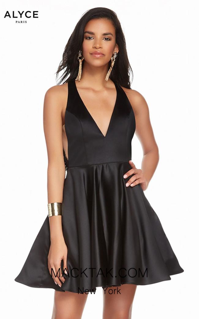 Alyce Paris 1465 Front Dress