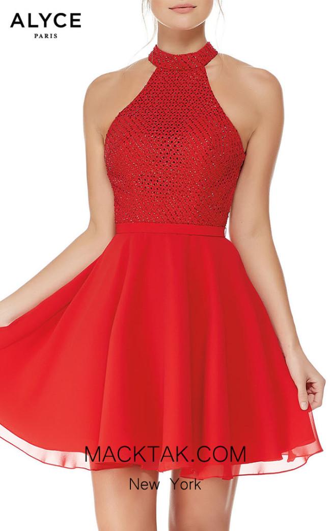 Alyce Paris 2652 Front Dress