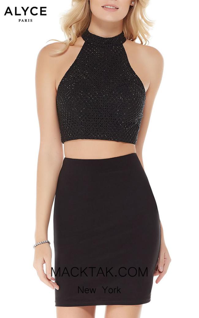 Alyce Paris 2653 Front Dress