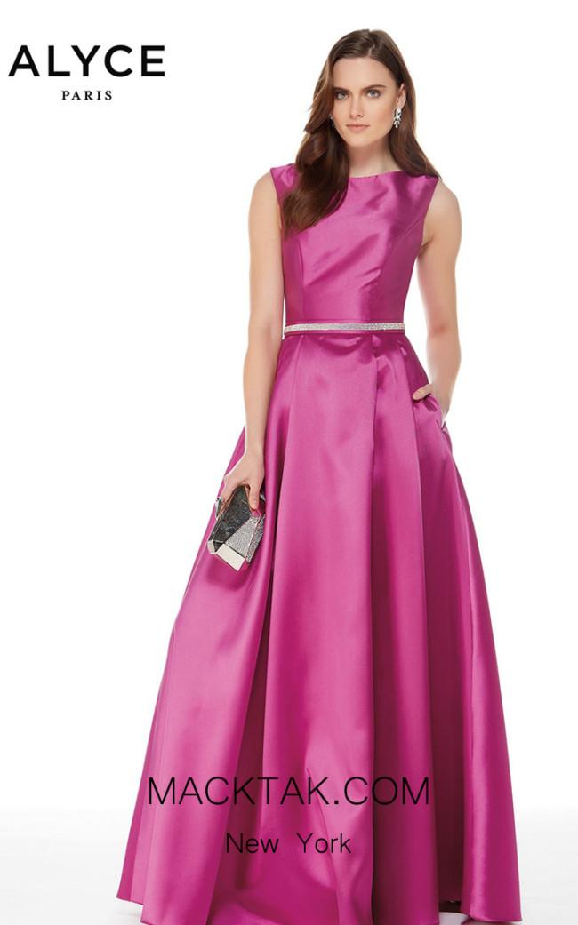 Alyce Paris 27000 Front Dress