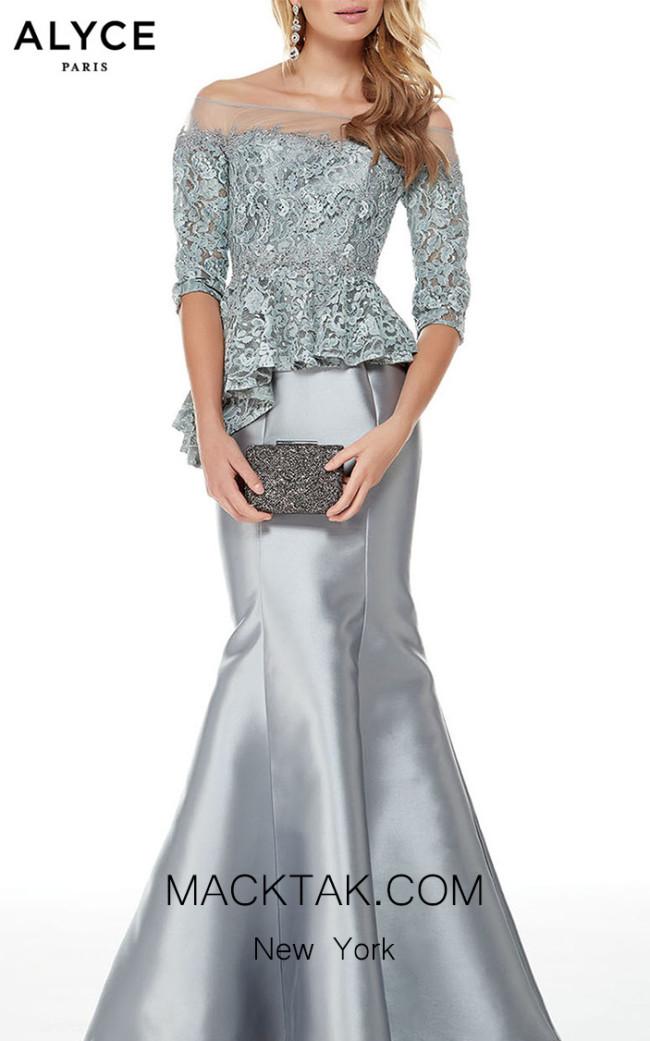 Alyce Paris 27002 Front Dress