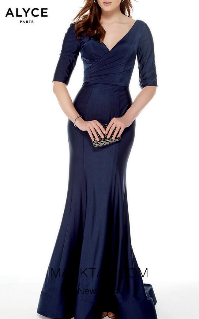 Alyce Paris 27016 Front Dress