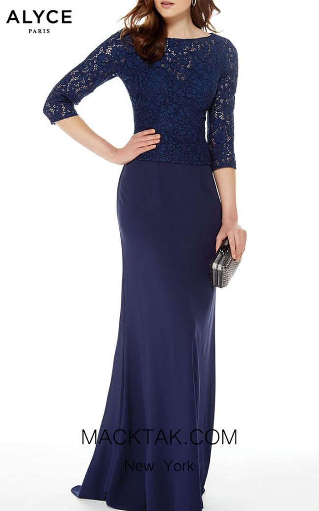 Alyce Paris 27017 Front Dress