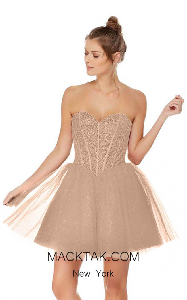 Alyce 3755 Front Evening Dress