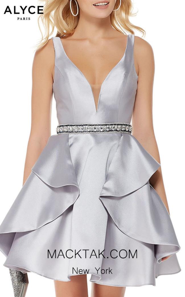 Alyce Paris 3765 Front Dress
