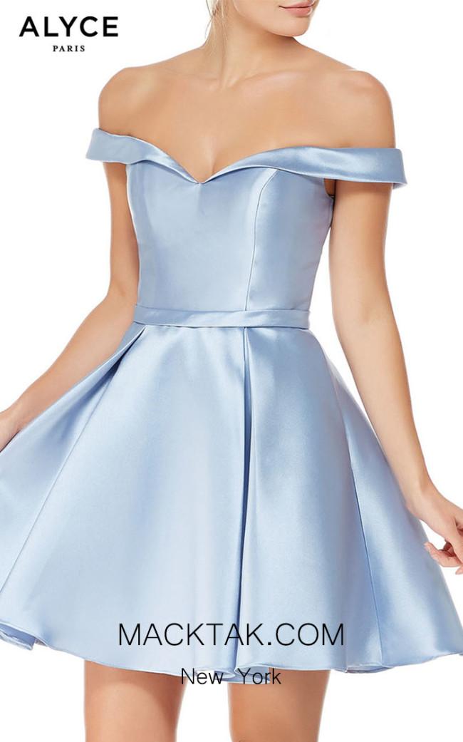 Alyce Paris 3766 Front Dress