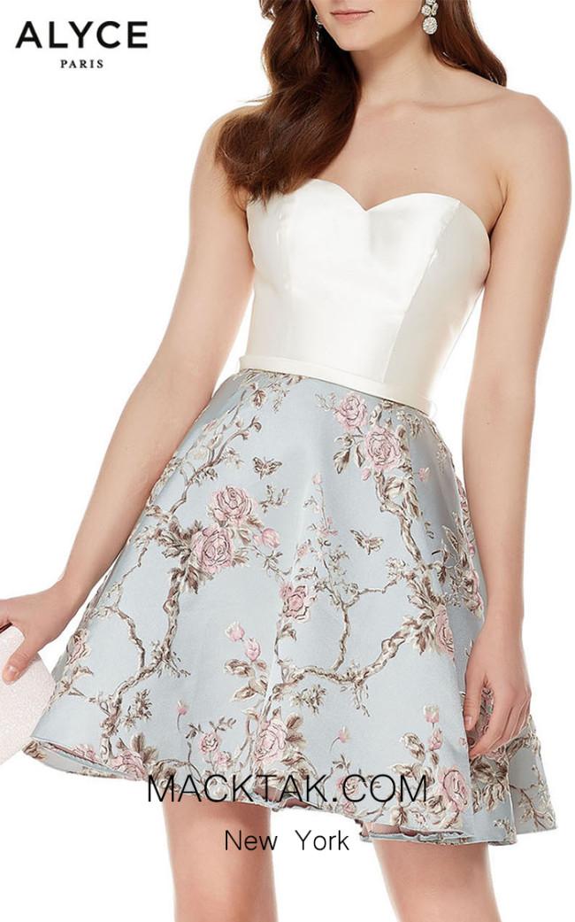 Alyce Paris 3779 Front Dress
