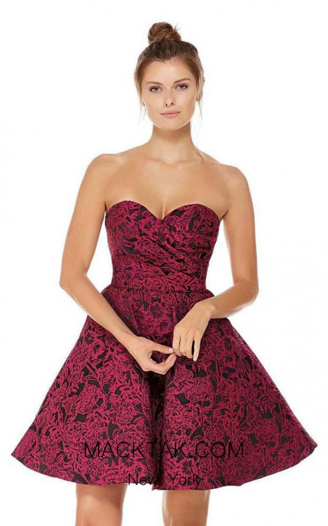Alyce 3785 Front Evening Dress