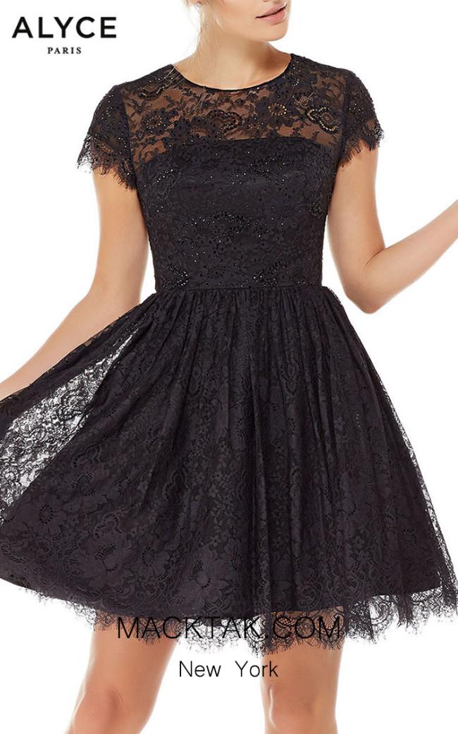 Alyce Paris 3792 Front Dress