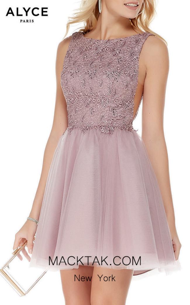 Alyce Paris 3801 Front Dress