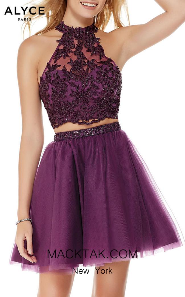 Alyce Paris 3803 Front Dress