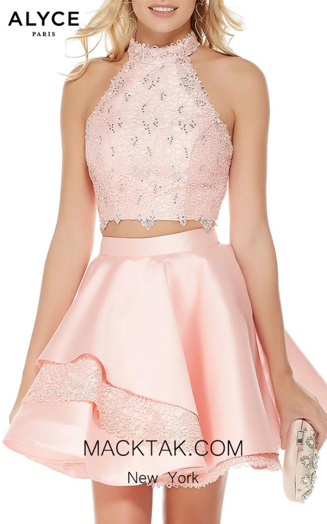 Alyce Paris 3811 Front Dress