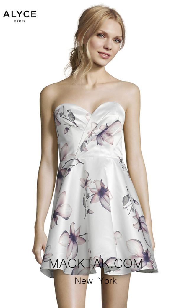 Alyce Paris 3894 Front Dress