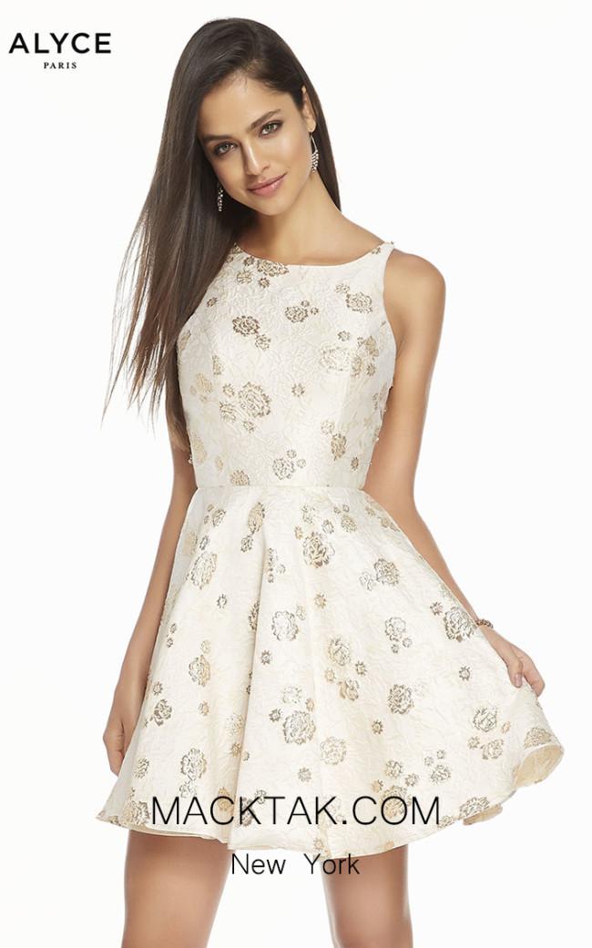 Alyce Paris 3899 Front Dress
