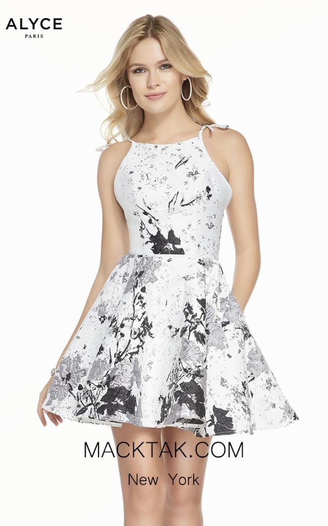 Alyce Paris 3907 Front Dress