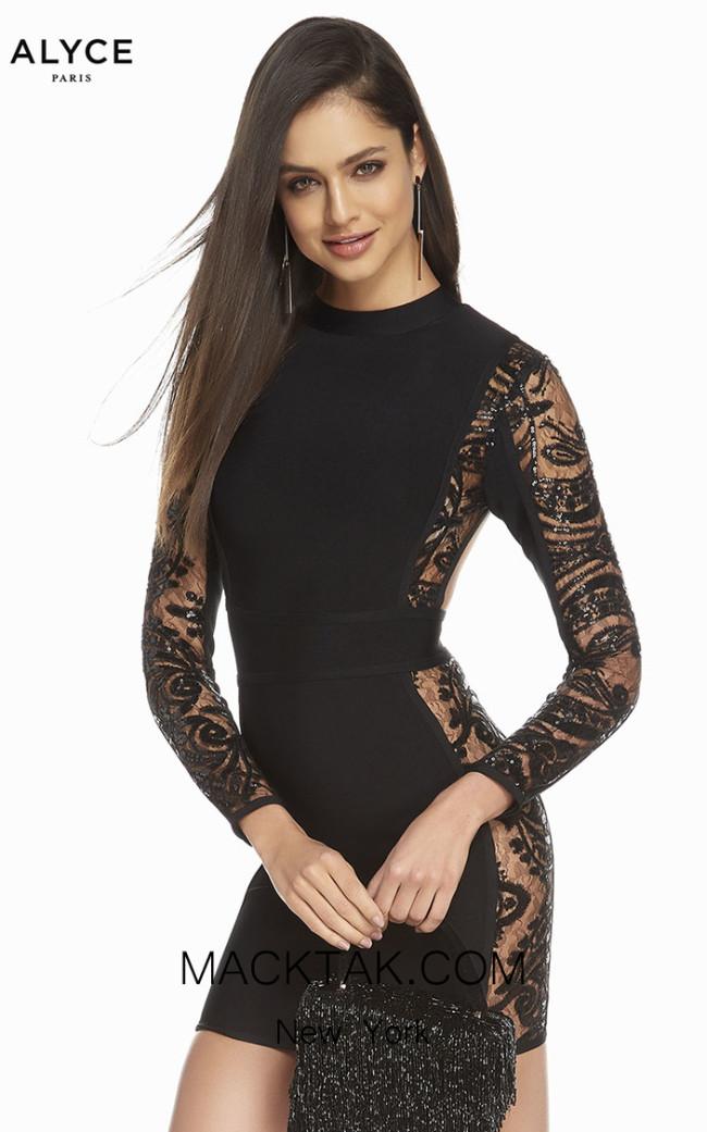 Alyce Paris 4115 Front Dress