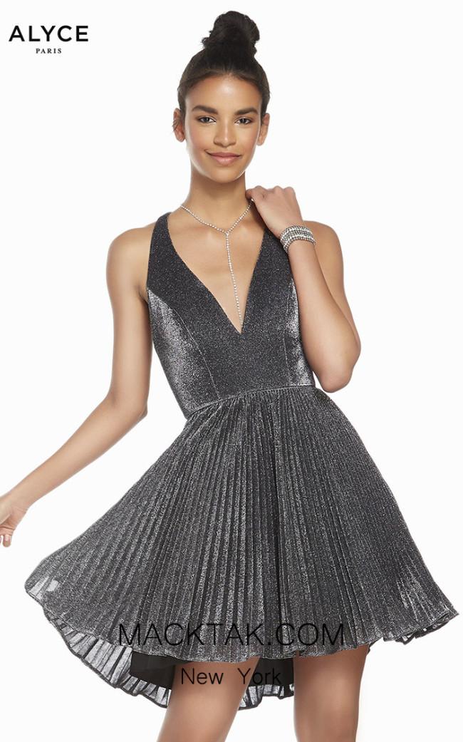 Alyce Paris 4191 Front Dress