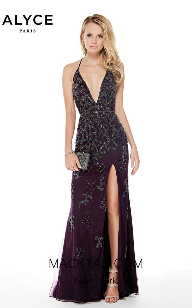 Alyce Paris 5033 Front Dress