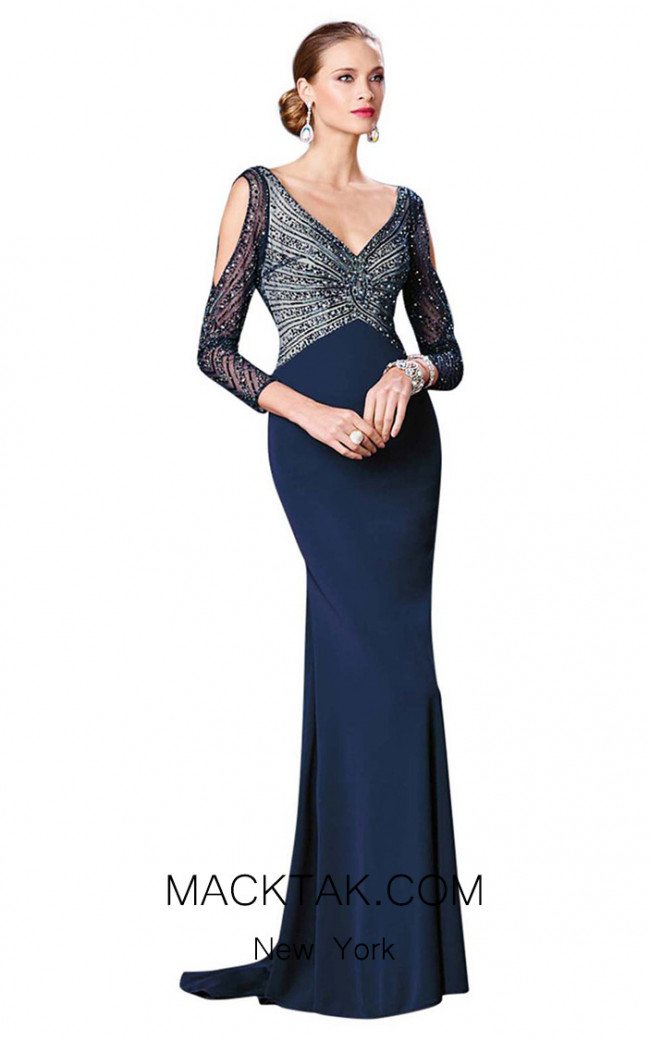 Alyce 5717 Front Dress