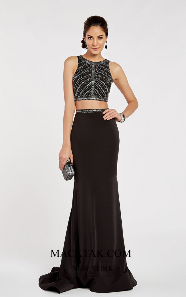 Alyce Paris 60306 Prom Dress Front view