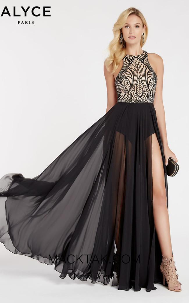 Alyce Paris 60310 Front Dress