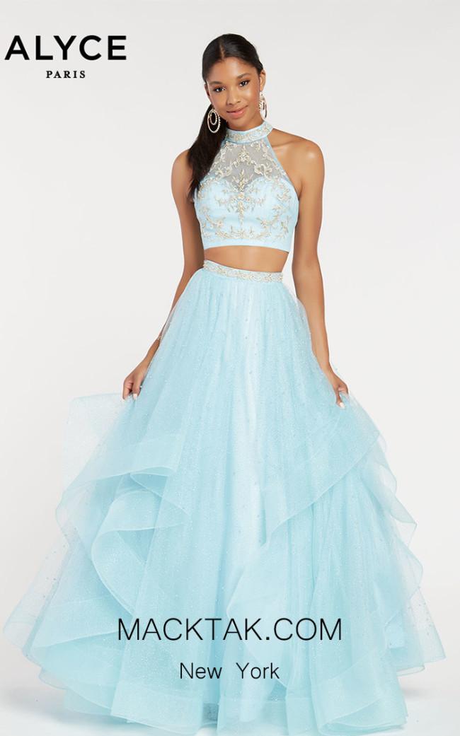 Alyce Paris 60406 Hush Front Dress