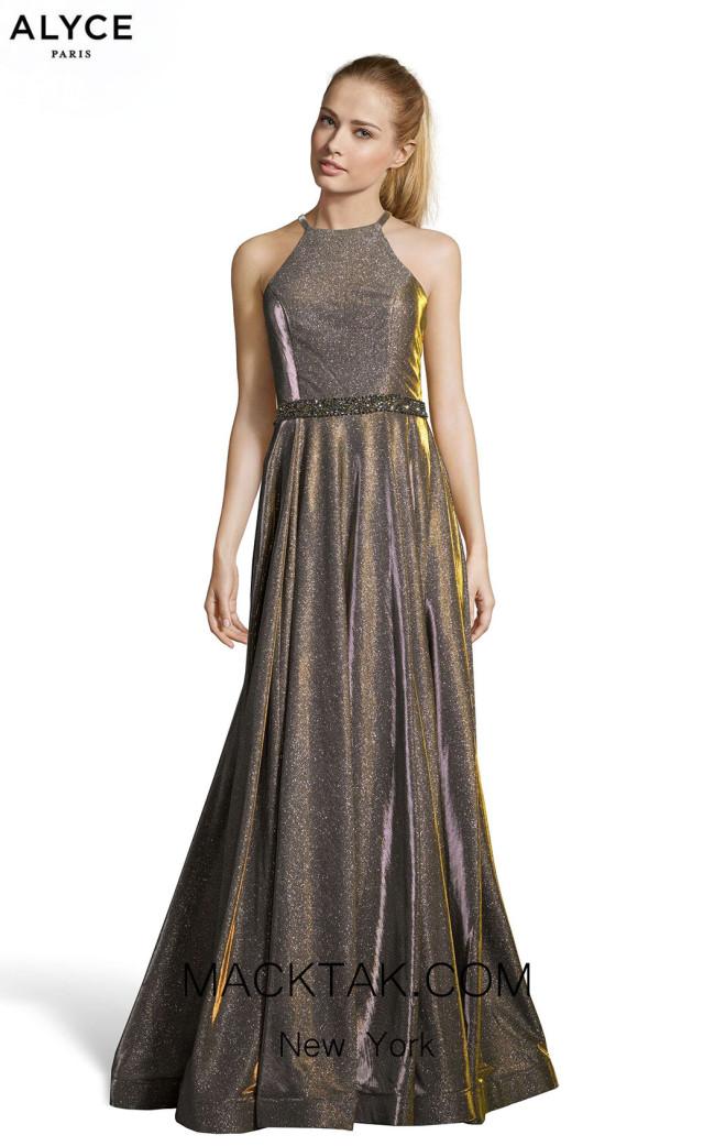 Alyce Paris 60569 Old Money Front Dress