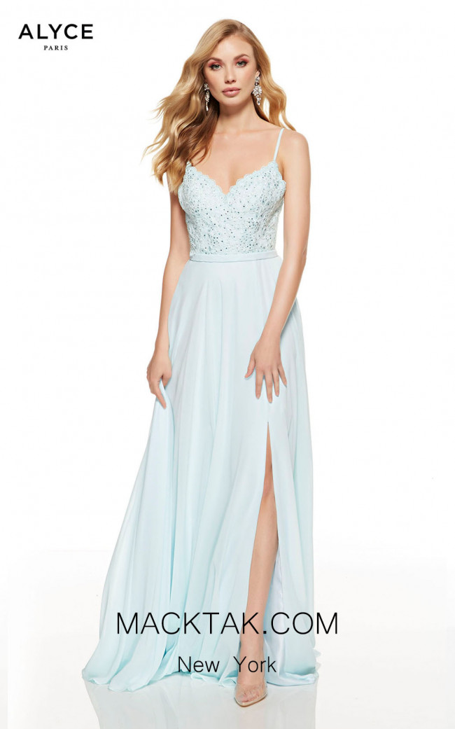 Alyce Paris 60635 Hush Front Dress