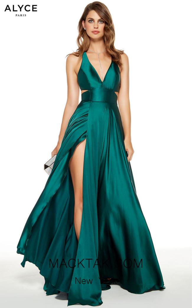 Alyce Paris 60782 Pine Front Dress