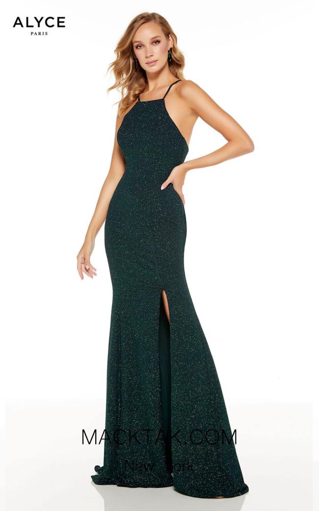 Alyce Paris 60798 Pine Front Dress