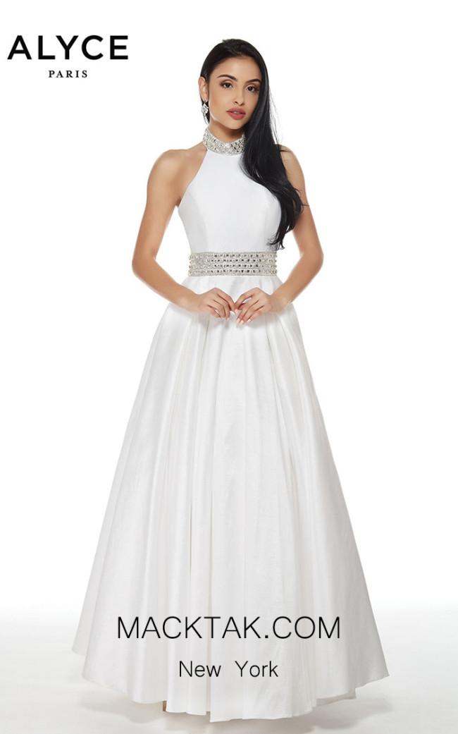 Alyce Paris 6731 Front Dress