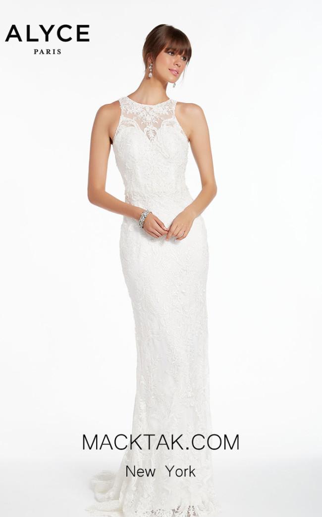 Alyce Paris 7008 Front Dress