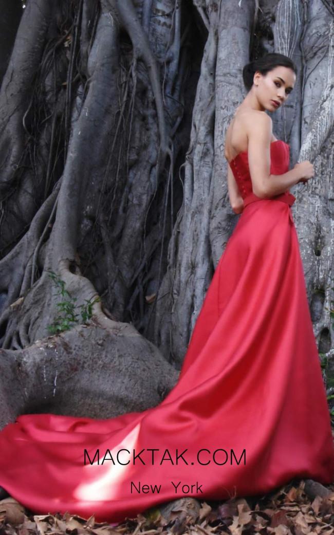 Amarca 9019 Back Dress