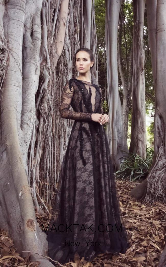 Amarca 9023 Front Dress
