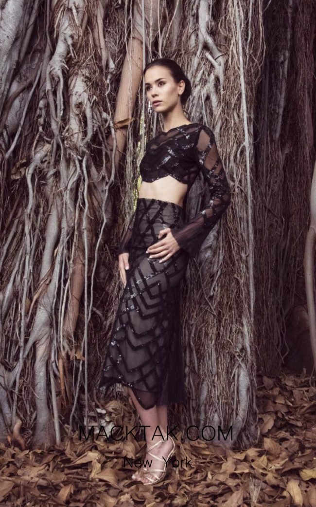 Amarca 9025 Front Dress