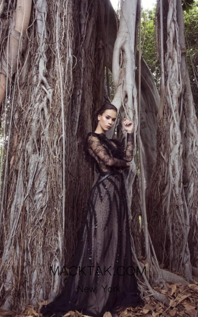 Amarca 9026 Front Dress
